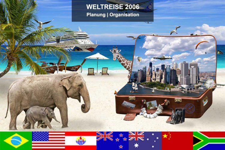 Bild: WEltreise 2006 - Reiseblog von Frank Seidel
