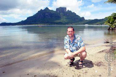 Bild: Frank Seidel auf Bora Bora - Reiseblog von Frank Seidel