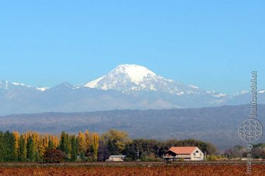 Bild: Weingut Catena Zapata, Menoza - Reiseblog von Frank Seidel