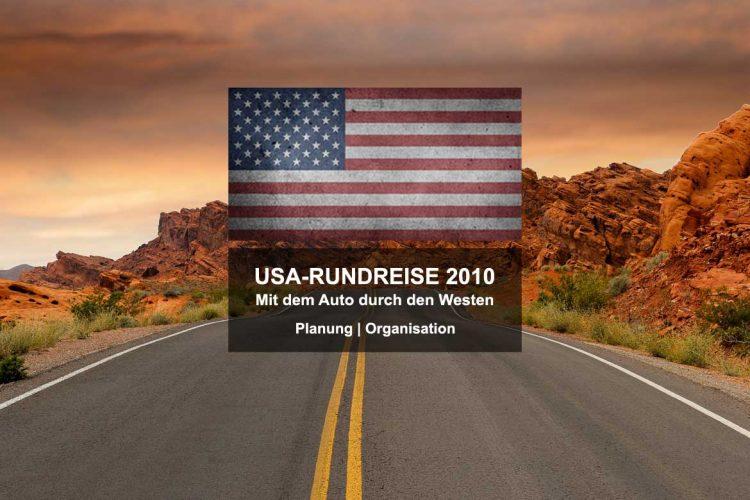 Bild: USA-Rundreise 2010 - Reiseblog von Frank Seidel
