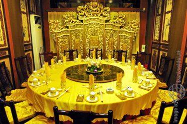 Bild: Restauramt Fang Shan im Behai Park in Peking, China - Reiseblog von Frank Seidel